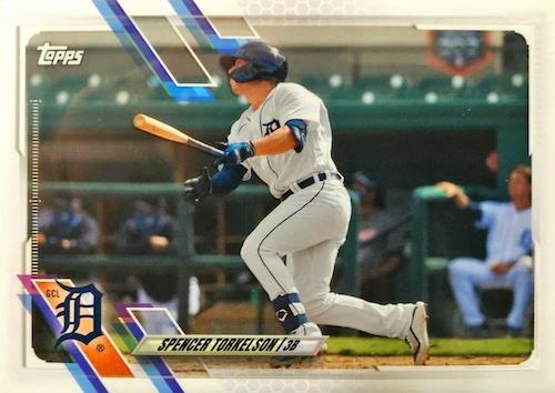 2021 Topps Pro Debut Baseball Variations Guide 10
