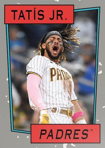 2021 Topps Throwback Thursday Baseball Cards - Set 42 13