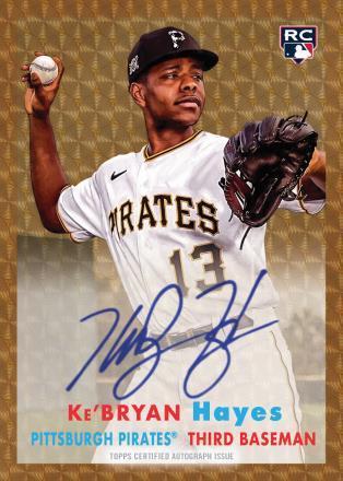2021 Topps Transcendent Collection Baseball Cards 6