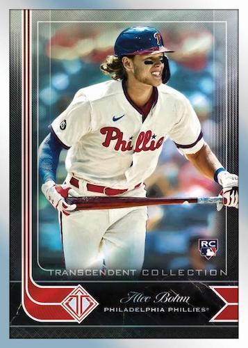 2021 Topps Transcendent Collection Baseball Cards 1