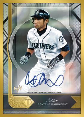 2021 Topps Transcendent Collection Baseball Cards 4