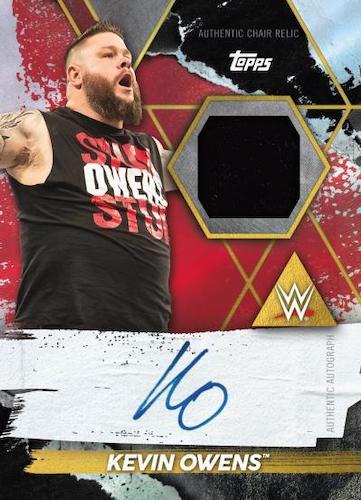 2021 Topps WWE Fully Loaded Wrestling Cards 3