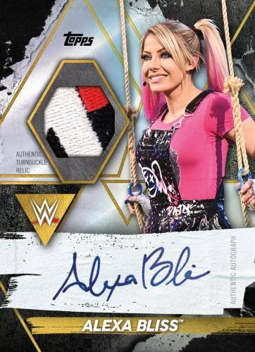 2021 Topps WWE Fully Loaded Wrestling Cards 5