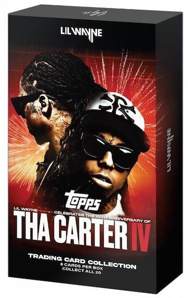 2021 Topps X Lil Wayne Tha Carter IV 10th Anniversary Cards 3