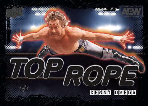 2021 Upper Deck AEW All Elite Wrestling Cards - Preview Cards Checklist 7