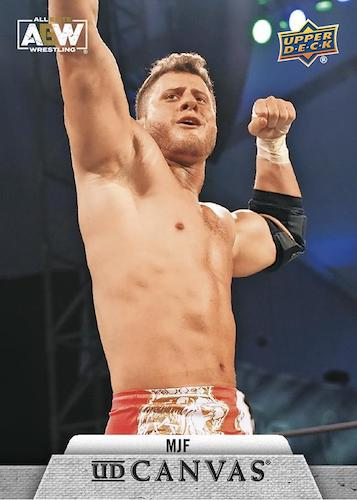 2021 Upper Deck AEW All Elite Wrestling Cards - Preview Cards Checklist 5