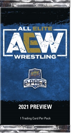 2021 Upper Deck AEW All Elite Wrestling Cards - Preview Cards Checklist 3