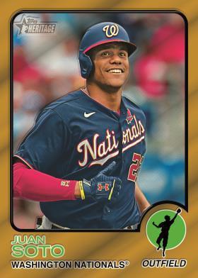 2022 Topps Heritage Baseball Cards 3