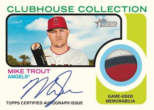 2022 Topps Heritage Baseball Cards 8