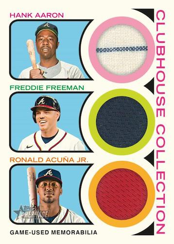 2022 Topps Heritage Baseball Cards 7