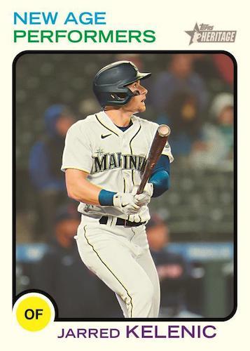 2022 Topps Heritage Baseball Cards 4