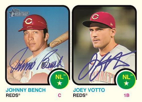 2022 Topps Heritage Baseball Cards 6