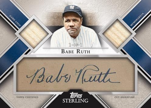 2022 Topps Sterling Baseball Cards 4