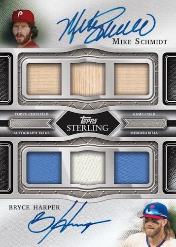 2022 Topps Sterling Baseball Cards 2