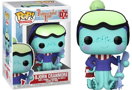 Ultimate Funko Pop Christmas Peppermint Lane Figures Gallery and Checklist 6