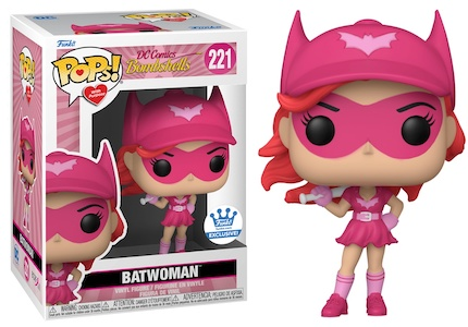Ultimate Funko Pop DC Bombshells Figures Gallery and Checklist 15