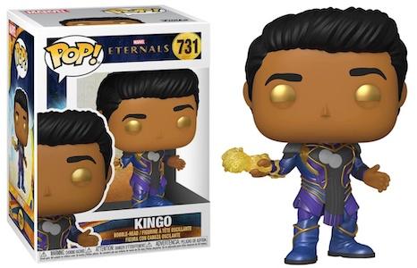 Funko Pop Eternals Marvel Figures 8