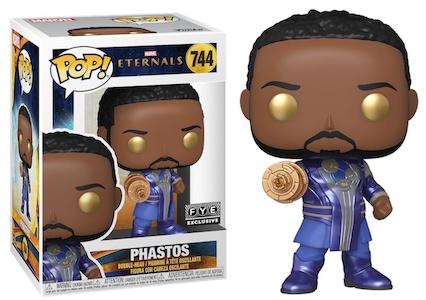 Funko Pop Eternals Marvel Figures 19
