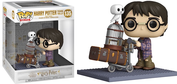 Ultimate Funko Pop Harry Potter Figures Gallery and Checklist 143