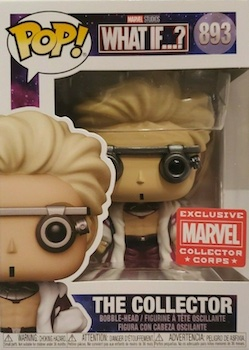Funko Pop Marvel What If...? Figures 13