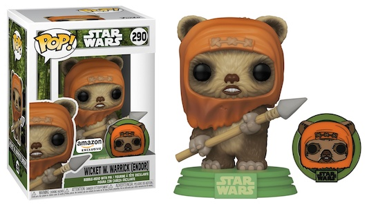 Ultimate Funko Pop Star Wars Figures Checklist and Gallery 348