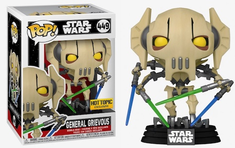 Ultimate Funko Pop Star Wars Figures Checklist and Gallery 530