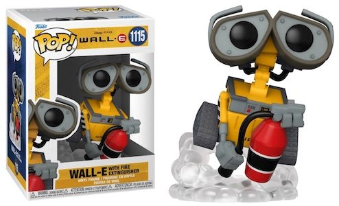 Ultimate Funko Pop Wall-E Figures Gallery and Checklist 6