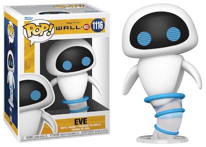 Ultimate Funko Pop Wall-E Figures Gallery and Checklist 7