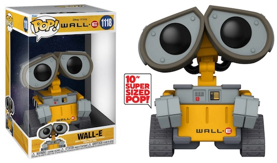 Ultimate Funko Pop Wall-E Figures Gallery and Checklist 10