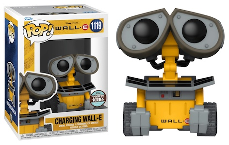 Ultimate Funko Pop Wall-E Figures Gallery and Checklist 11