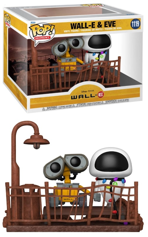 Ultimate Funko Pop Wall-E Figures Gallery and Checklist 12