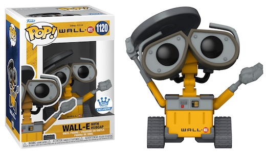 Ultimate Funko Pop Wall-E Figures Gallery and Checklist 13