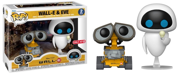 Ultimate Funko Pop Wall-E Figures Gallery and Checklist 14
