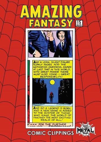 2021 Skybox Marvel Metal Universe Spider-Man Trading Cards 12