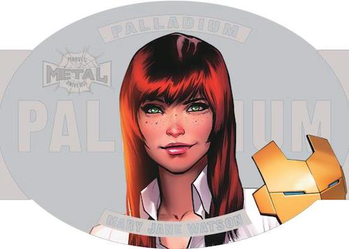 2021 Skybox Marvel Metal Universe Spider-Man Trading Cards 6