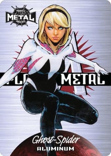 2021 Skybox Marvel Metal Universe Spider-Man Trading Cards 8