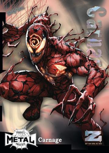 2021 Skybox Marvel Metal Universe Spider-Man Trading Cards 9