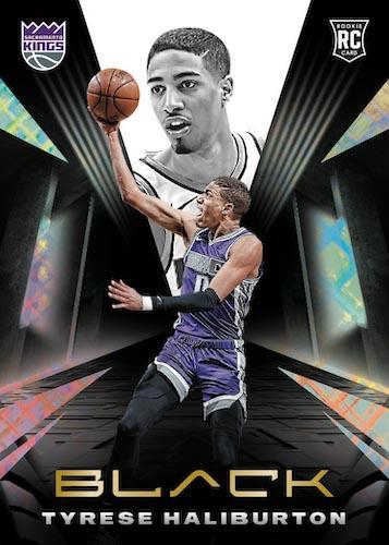 2020-21 Panini Black Basketball Cards - Checklist Added 4