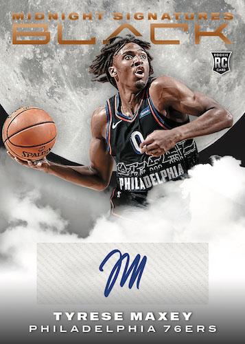 2020-21 Panini Black Basketball Cards - Checklist Added 6