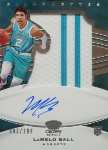Top LaMelo Ball Rookie Cards to Collect 16