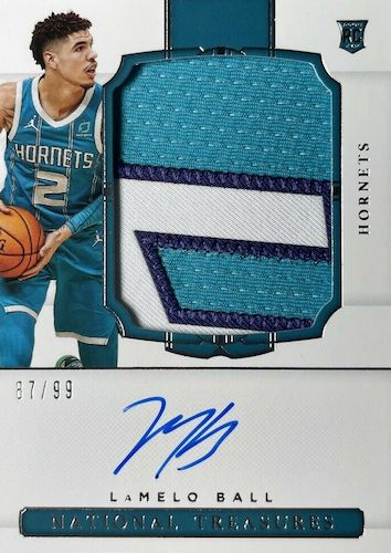 Top LaMelo Ball Rookie Cards to Collect 17
