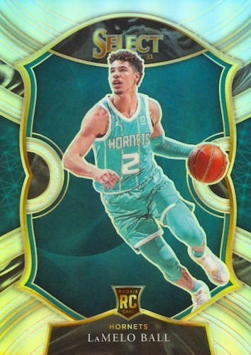Top LaMelo Ball Rookie Cards to Collect 13