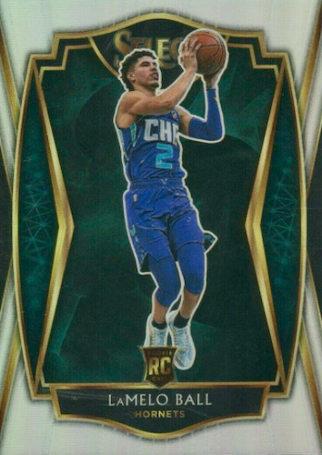Top LaMelo Ball Rookie Cards to Collect 14