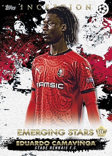 2020-21 Topps Inception UEFA Champions League Soccer Cards 3