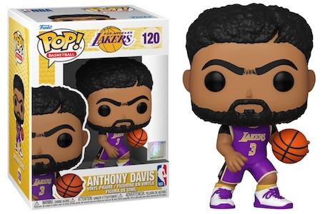 Ultimate Funko Pop Basketball NBA Figures Gallery and Checklist - Dream Team 127