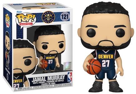 Ultimate Funko Pop Basketball NBA Figures Gallery and Checklist - Dream Team 128