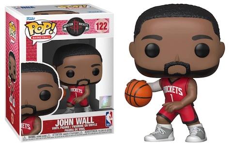 Ultimate Funko Pop Basketball NBA Figures Gallery and Checklist - Dream Team 129