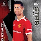 2021-22 Topps UEFA Champions League Summer Signings Soccer Cards Checklist