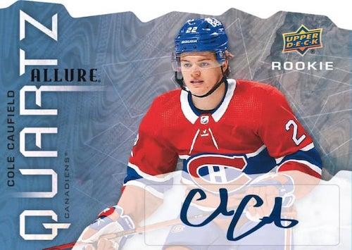 2021-22 Upper Deck Allure Hockey Cards 7