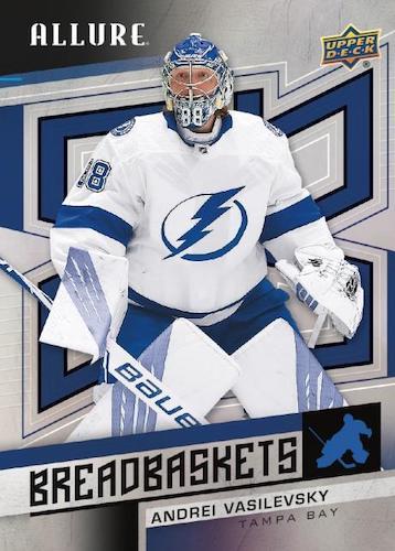 2021-22 Upper Deck Allure Hockey Cards 3